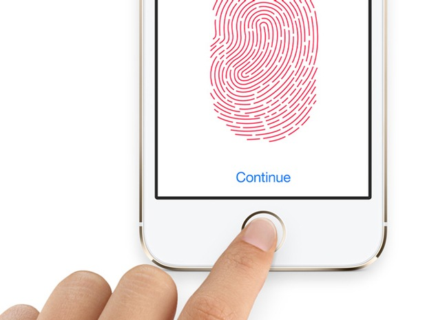Apple Touch ID Fingerprint