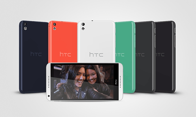HTC Desire 816 colors