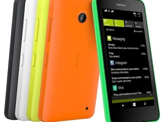 Nokia Lumia 630 Phone