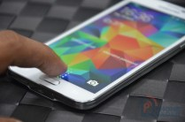 Samsung Galaxy S5 Finger Scanner