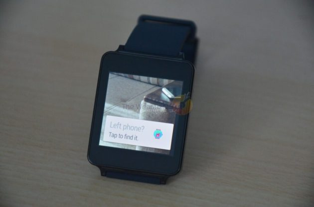 LG G Watch Find