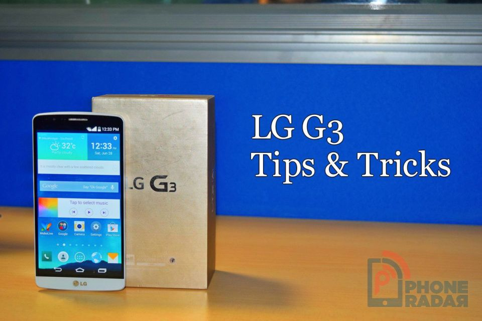 LG G3 Tips and Tricks