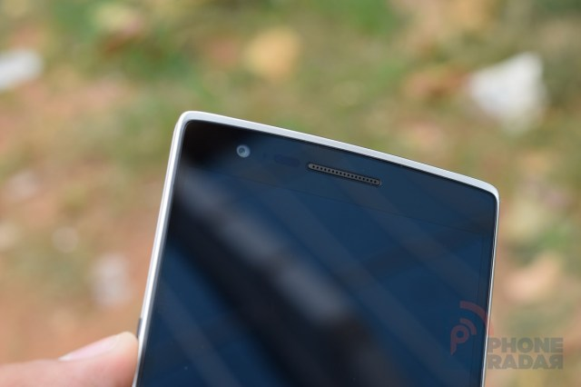 OnePlus One Front Top