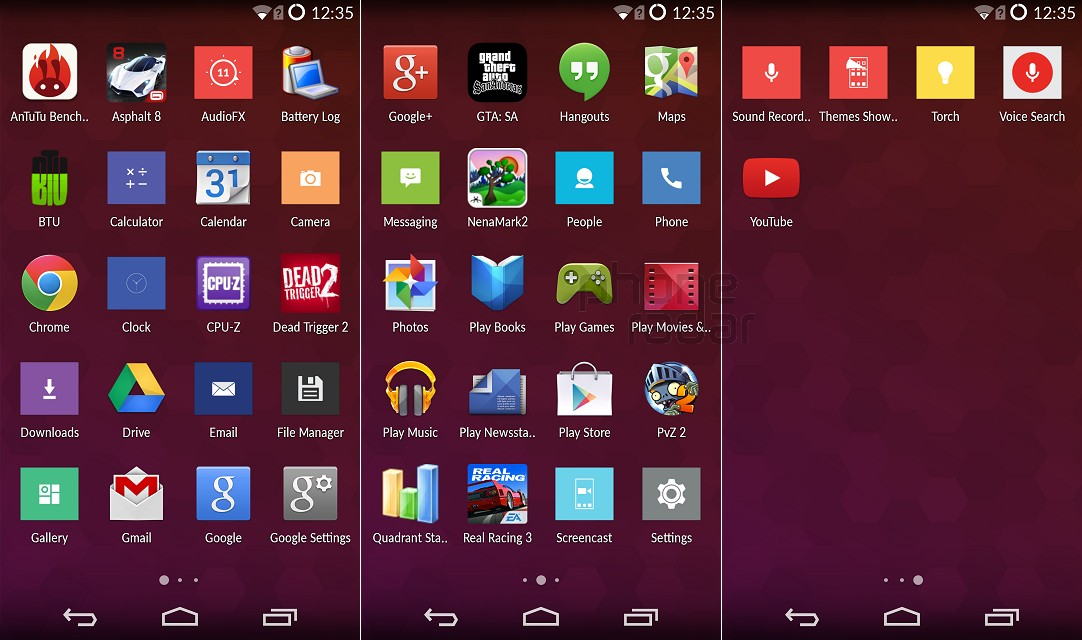 Oneplus One Apps