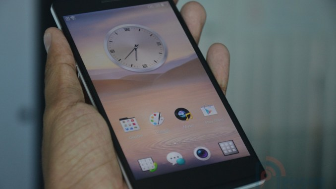 Oppo Find 7 Hands-on