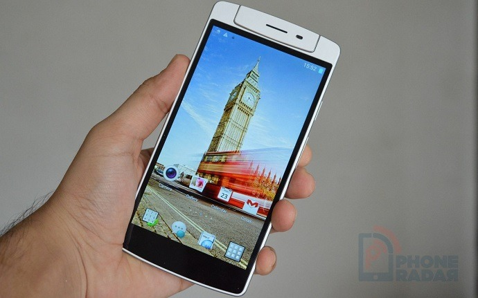 iNew V8 Phone Hands-on