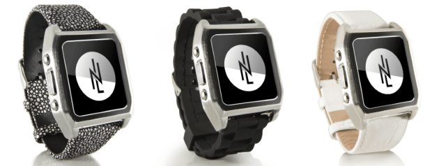 Cash Smartwatch By Nicole Lapin