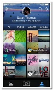 Flickr for iOS