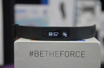 GOQii Fitness Tracker with Band