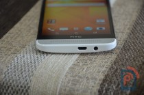 HTC One E8 Bottom