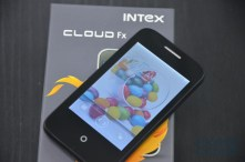 Intex Cloud FX Front