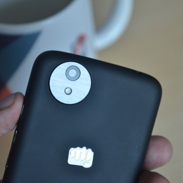 Micromax Canvas A1 Hands-on Camera