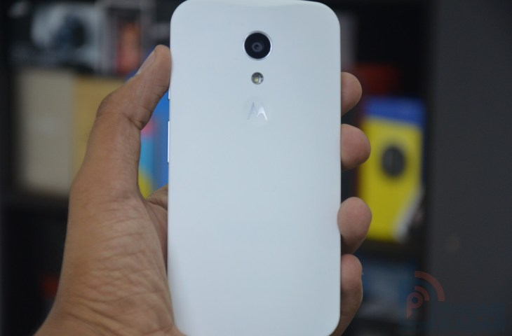 Motorola Moto G 2014 Photo 2