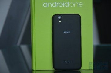 Spice Android One Dream Uno Back