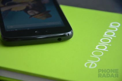 Spice Android One Dream Uno Top