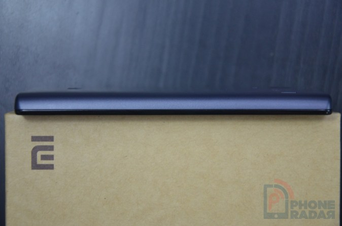 Xiaomi Redmi 1s Left