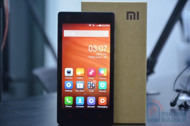 Xiaomi Redmi 1s Photo