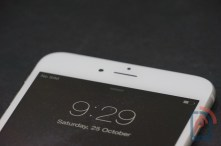 Apple iPhone 6 Plus Front Top