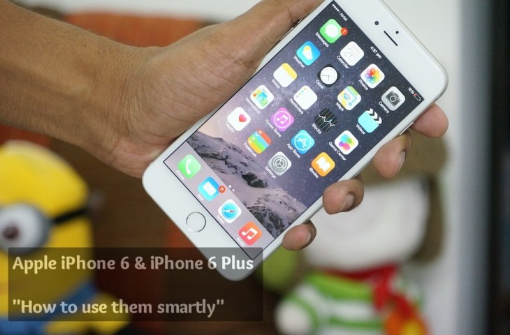 Apple iPhone 6 Tips and Tricks