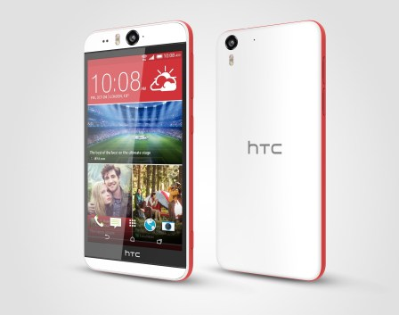 HTC Desire Eye Matt White