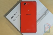 Sony Xperia Z3 Compact Back