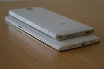 Xiaomi Mi4 vs OnePlus One Side
