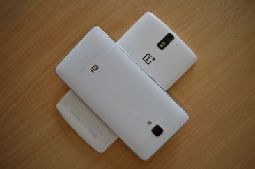 Xiaomi Mi4 vs OnePlus One