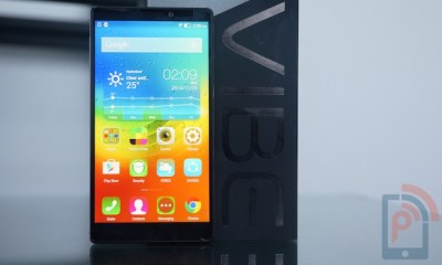 Lenovo Vibe Z2 Pro Hands-on