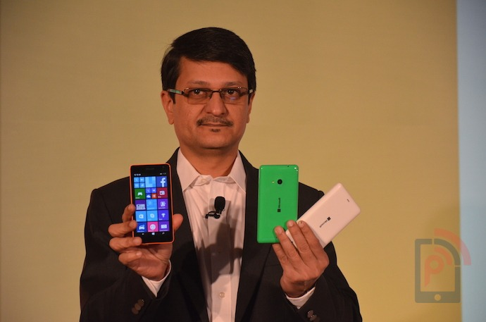 Lumia 535 Launch India