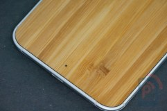 Moto X 2014 Wooden Back Bottom