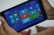 iBall WQ32 Windows Tablet in Hand