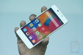 Gionee Elife S5.1 Front