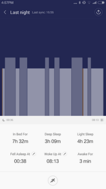 Mi Band App - Android (3)