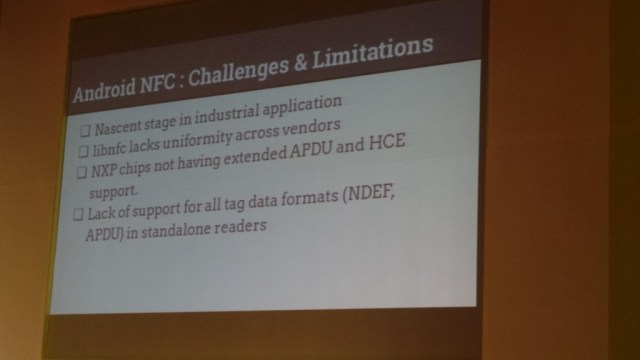 NFC Challeneges