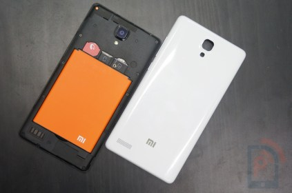 Xiaomi Redmi Note Back Cover