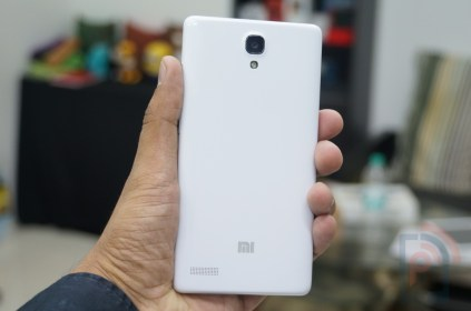 Xiaomi Redmi Note Back