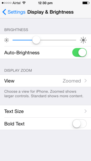 Adjust Brightness Level (2)