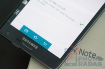 Samsung Galaxy Note Edge Left handed
