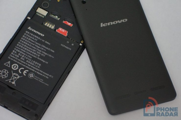 Lenovo A6000 Back Cover