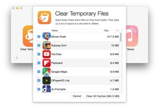 Phone Expander - Clear Cache