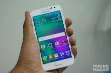 Samsung Galaxy A3 Hands-on