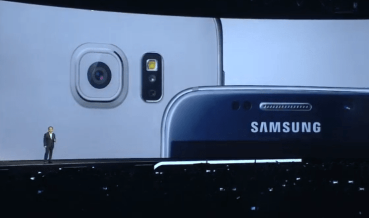 Samsung Galaxy S6 Launch