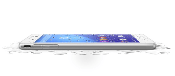 Sony Xperia M4 Aqua waterproof