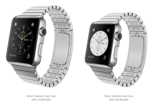 Apple Watch - Stainless Steel