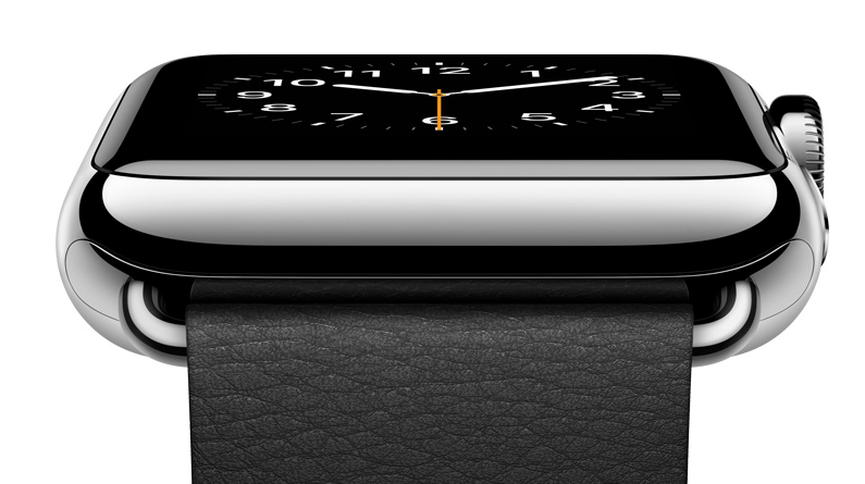 Apple Watch 3 incoming with brand new touch panel?
