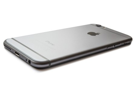 Apple iPhone6 Back Photo