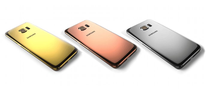 Galaxy S6 and S6 Edge Luxury