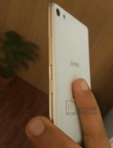 Gionee Elife S7 Side Photo