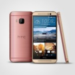 HTC One M9 Pink
