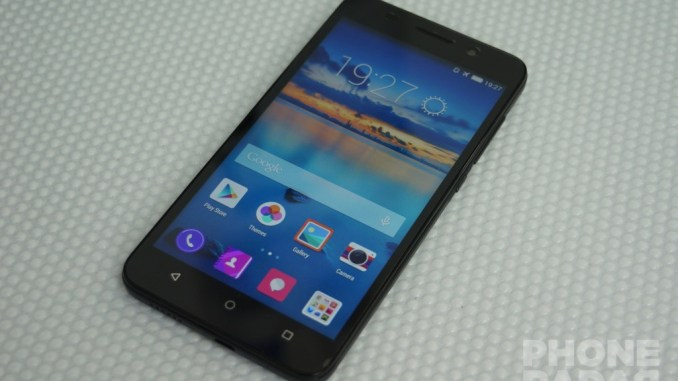 Huawei Honor 4X Front